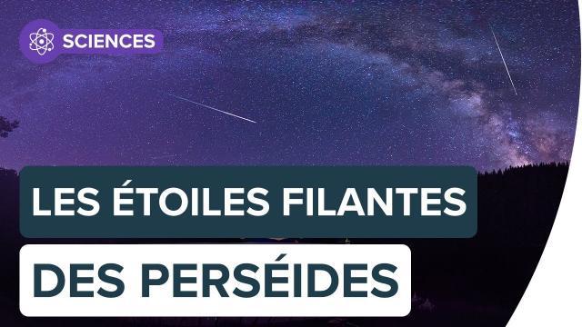 Découvrez les Perséides | Futura