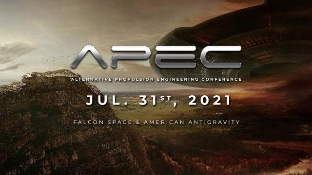 APEC 7/31: Non-Newtonian EM Propulsion & Superconductors