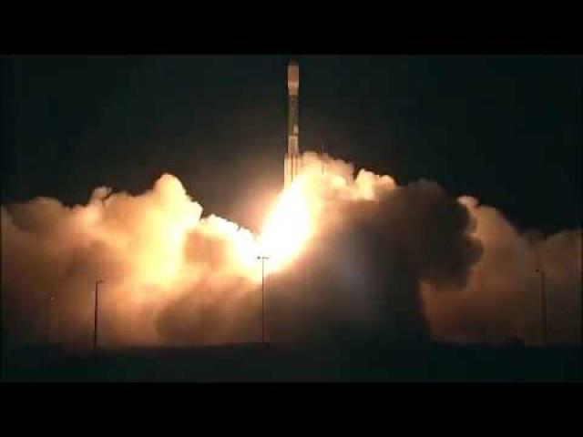 JPSS-1 Weather Satellite Launches Atop Delta II Rocket