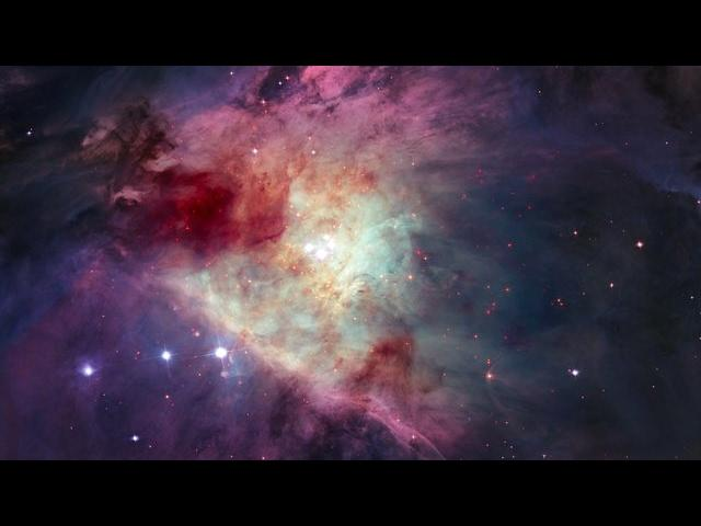 Zoom-in on the Orion Nebula