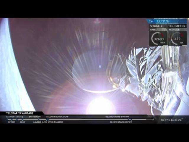 Telstar 19v Mission