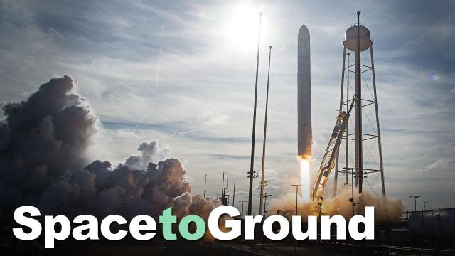 Space to Ground: Liftoff from Virginia: 02/21/2020
