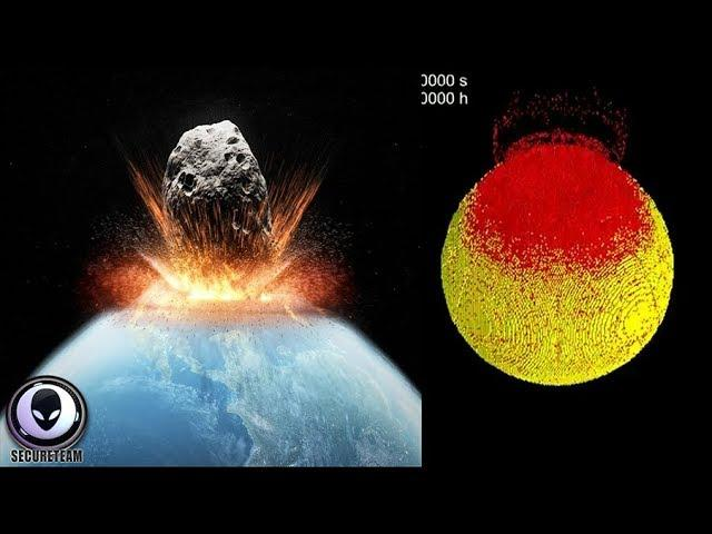 NOT GOOD: If An Asteroid Heads For Earth And We Try...