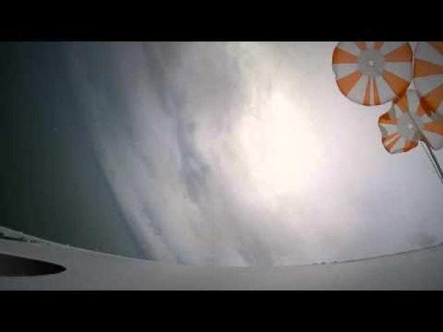 Wild Ride To Safety - SpaceX Dragon Pad Abort Test | On-Board Video