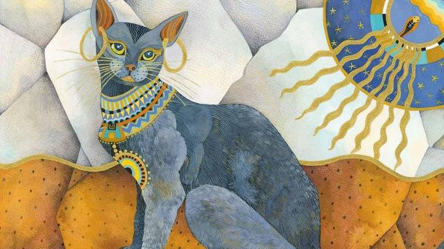 The Sacred Status of Cats in Ancient Egypt