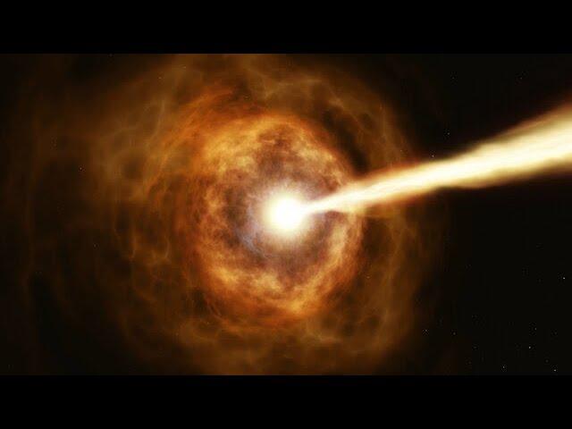 Hubblecast 125 Light: Hubble Studies High-Energy Gamma Ray Burst