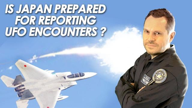 ???? Japan Officially Prepares Reporting Process For UFO Encounters