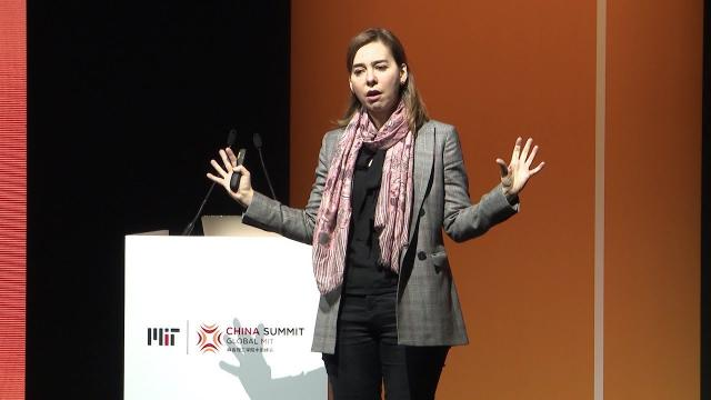MIT China Summit: Dina Katabi