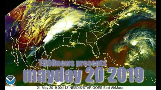 Snow, Subtropical Storm Andrea, Tornadoes, Floods & then a Heat Wave