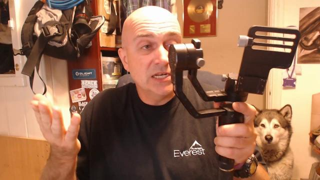 Who wanted my Broken Gimbals for parts?