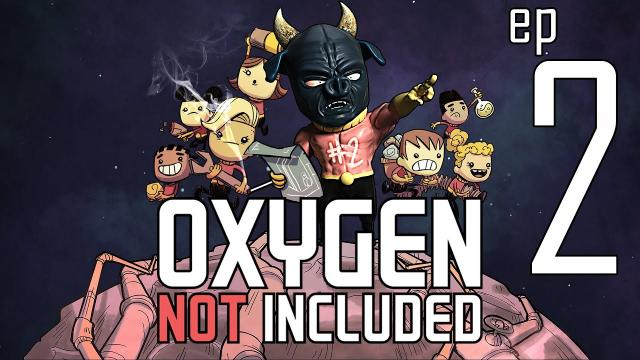 Oxygen Not Included | Part 2 - Repair the Area 51