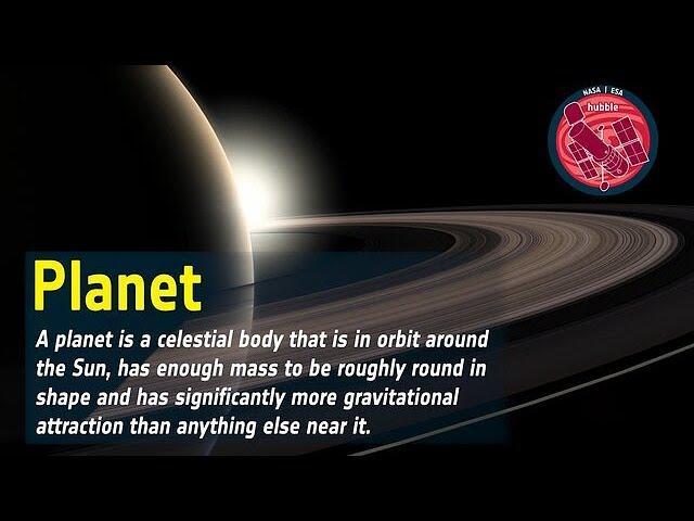 Word Bank: Planet