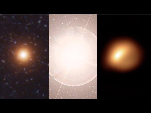 Will Betelgeuse explode? All about the dimming red giant
