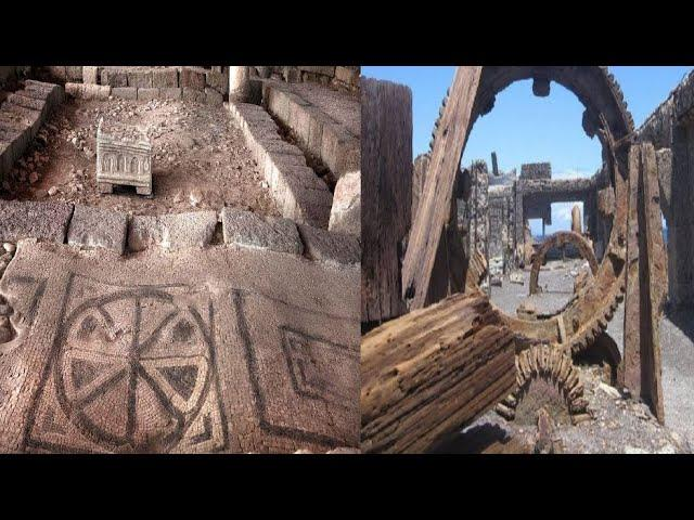 Recent Mysterious Archaeological Discoveries Crazy Discoveries part 15