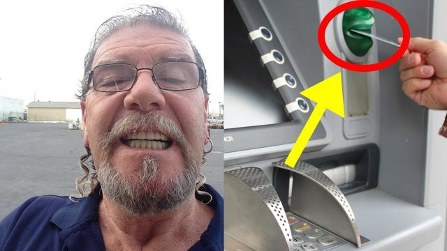 This Man Found $500 In A Drive-Thru ATM And Took The Only Logical Course Of Action