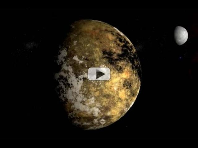 """Pluto: """"We're Going Exploring"""" - New Horizons' Quest 