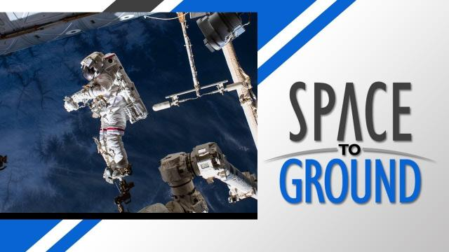 Space to Ground: Successful Spacewalk: 02/23/2018