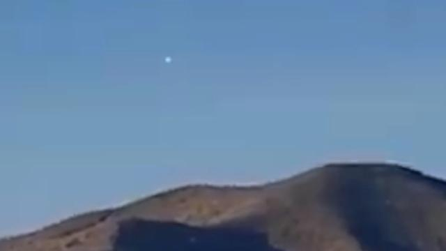 Strange Bright UFO Following Truck Driver Through Interstate 10 Highway (New Mexico) - FindingUFO