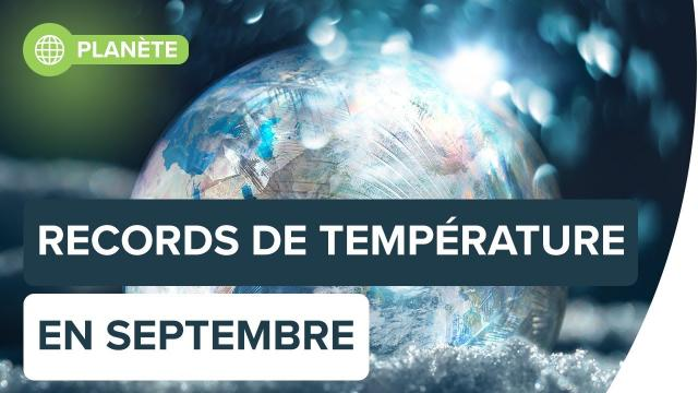 Chaud, froid : des records de température en septembre   Futura