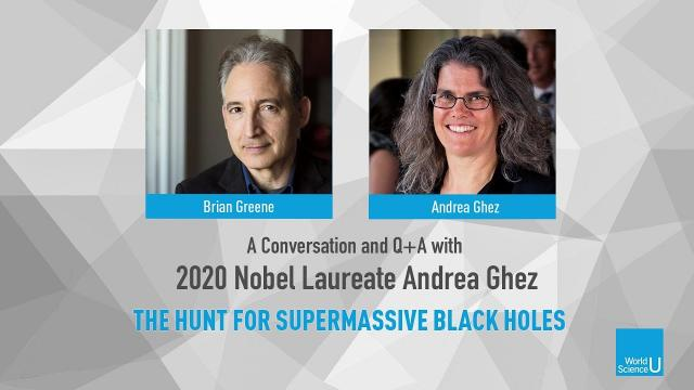 The Hunt for Supermassive Black Holes |  A Conversation with Andrea Ghez