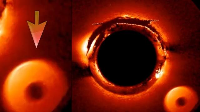 Was This Object Seen Near The Sun Really A UFO?