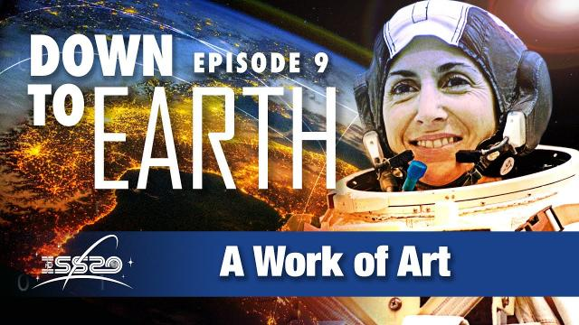 """""""Down to Earth – A Work of Art"""