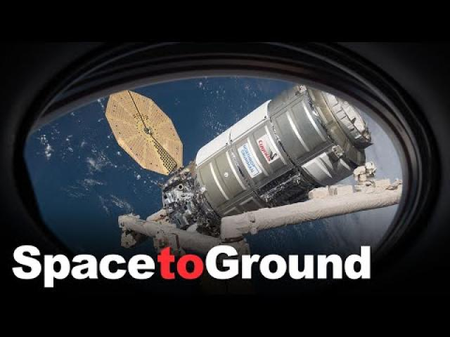 Space to Ground: Space Worms: 02/26/2021