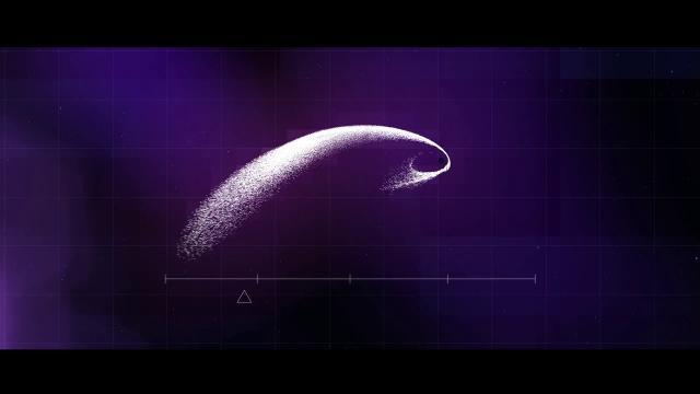 Neutrino traced back to black hole shredding a star