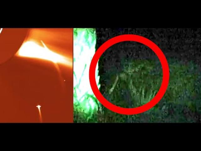 """""""THINGS"""" Otherworldly Just Passed Our Sun! NASA Can't Explain! 2020-2021"""