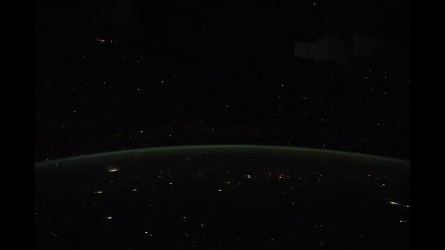 See the Earth and Stars Move in Time-Lapse from Space