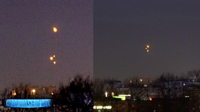 They're Landing In Russia