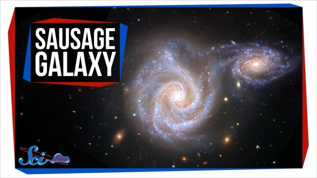 Meet the Milky Way's Last Big Meal: The Sausage Galaxy