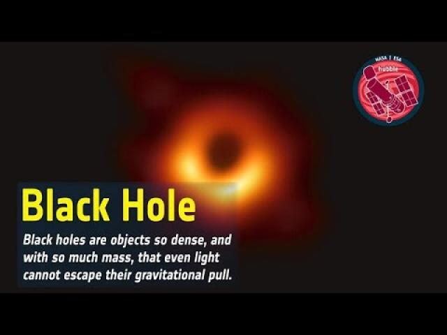 Word Bank: Black Hole