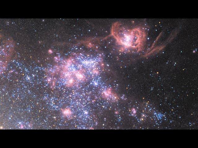 Pan on NGC 4485