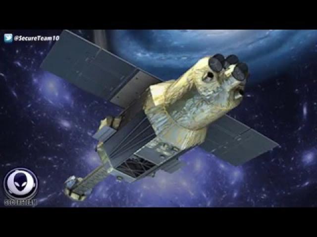 """""""Something"""" Knocked Out Japan's New """"Black Hole"""" Satellite 4/2/16"""