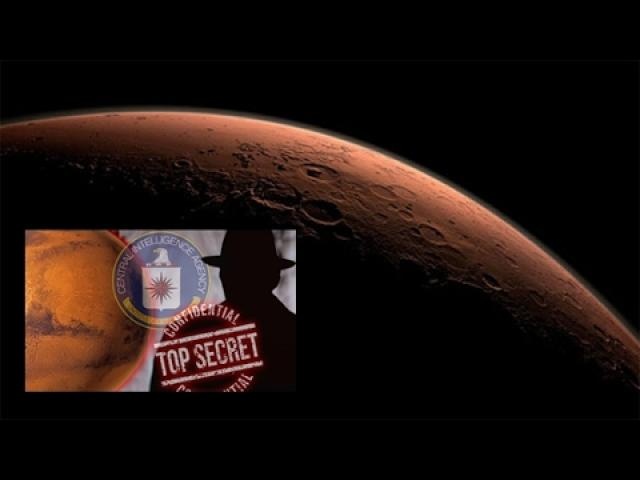The CIA Explored Mars And Discovered An Ancient Giant Alien Race On May 22, 1984