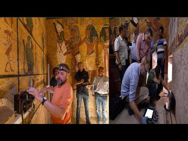 King Tut's Tomb Doesn't Contain Hidden Rooms After All