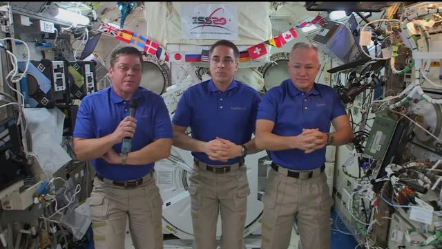 When are the SpaceX Demo-2 astronauts coming home? Update from Space Station