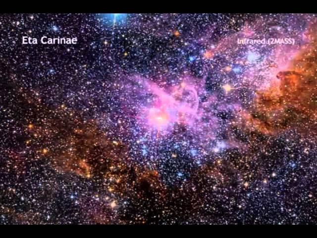 X-Rays Reveal Interactions Between Eta Carinae Stars | Video