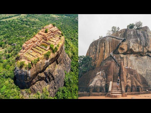 The Mysterious Ancient Rock Fortress of Sigiriya
