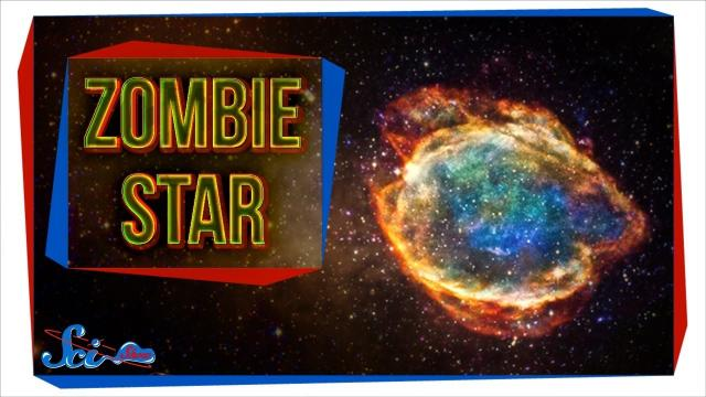 A Zombie Star That Just Won't Die