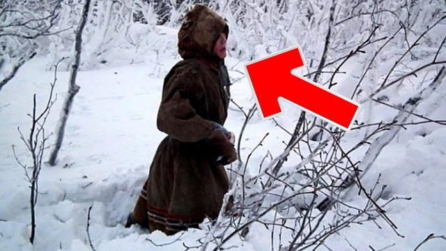 Young Girl Lost In Siberia For Days Is Forced To Take Extreme Measures To Survive