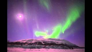 Swirling Auroras Over Swedish Mountains Seen For 2 Weeks | Video