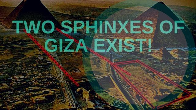 Second Sphinx of Giza PROOF: Hidden Knowledge