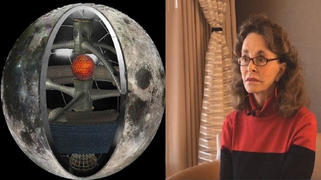 Linda Moulton Howe The Moon is an Intelligent Machine That See's EVERYTHING!