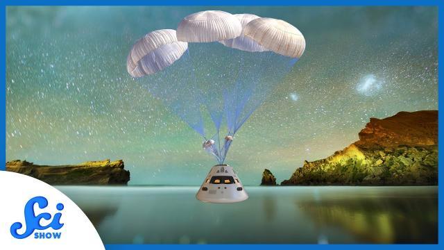 Predicting the Unpredictable: Space Parachutes