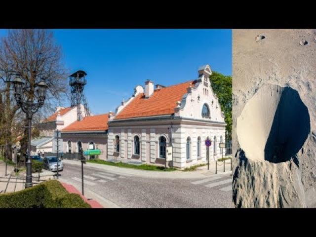 you won't believe what lies 1000 Feet Below This Building : Wieliczka Salt Mine