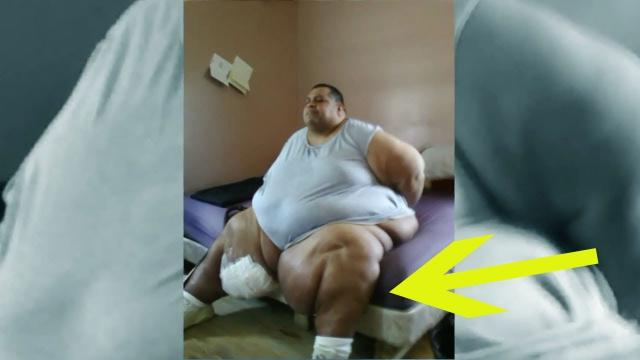 This Guy Ballooned To 831 Pounds After A Bad Breakup – But You Should See What He Looks Like Now