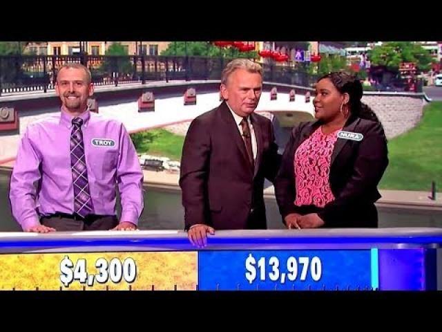 Wheel Of Fortune' Host Stumped By Woman's Picks, But Never Expected This