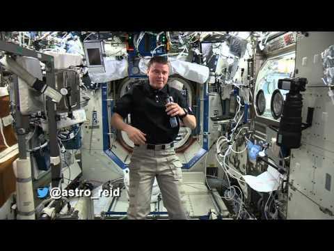 #askAstro: Surprises Of Living In Space